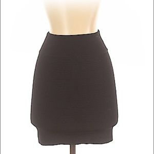Guess by Marciano black mini skirt size small